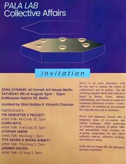 PALA LAB Poster