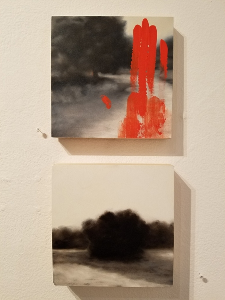 Lynne McDaniel, Boom! at LAAA/Gallery 825. Photo credit: Kristine Schomaker.