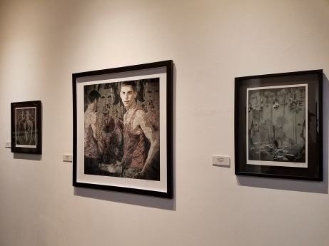 John Waiblinger. The Beauty of Men (an iconography of desire) LACDA. Photo Credit Kristine Schomaker