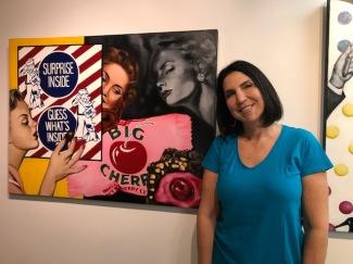 Lauren Mendensohn-Bass, Sugar-Coated. Shoebox Projects. Photo Credit Genie Davis