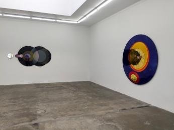 Olafur Eliasson, installaton view at Tanya Bonakdar Gallery. Photo credit: Shana Nys Dambrot