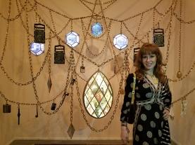 Rachel Kaster, Anamnesis at LAAA/Gallery 825. Photo credit: Kristine Schomaker.