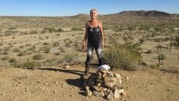 Lilli Muller: The Mandala Project at The Joshua Tree Retreat Center. Photo courtesy of the artist.