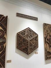 Gabriel Schama Studios at The Other Art Fair, Santa Monica. Photo credit: Genie Davis.