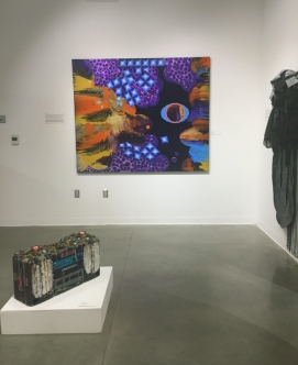 Polychromatic Mojo / Color as Content at Cerritos College Art Gallery. Photo credit: Lorraine Heitzman.