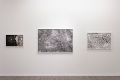 Kacper Kowalski: OVER / Side Effects at Galerie XII, Los Angeles. Photo courtesy of the gallery.