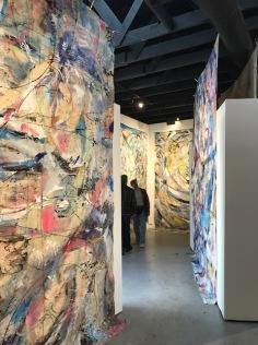 Year One, Loren Philip and Tomoaki Shibata at Castelli Art Space. Photo credit: Genie Davis.