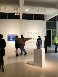 Installation view, Forum 1 at Torrance Art Museum. Photo credit: Genie Davis.