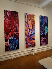 Gary Brewer; Infinite Morphologies at Marie Baldwin Gallery. Photo credit: Kristine Schomaker