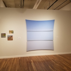Paintings from the Interior, Curated by Andy Campognone, UCR ARTSblock; Photo credit Jacqueline Bell Johnson