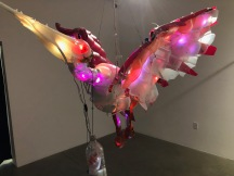Cynthia Minet, Migration, Peace on Earth, MOAH Lancaster; Photo credit Betty Brown