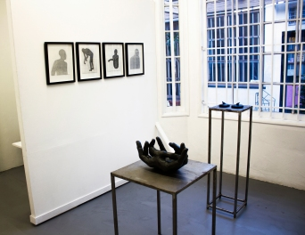 Continuant at Noysky Projects. Photo courtesy of the gallery.