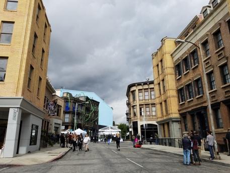 Frieze Art Fair Los Angeles; Photo credit Kristine Schomaker