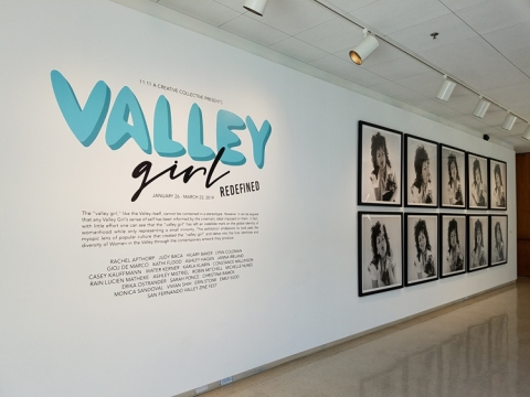 Valley Girl Redefined, Brand Library; Photo credit Kristine Schomaker