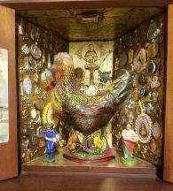 Jeffrey Vallance, Blinky the Friendly Hen, CSUN Art Gallery; Photo Credit: Kristine Schomaker