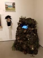 Ariana Papademetropolous, Blinky the Friendly Hen, CSUN Art Gallery; Photo Credit: Kristine Schomaker