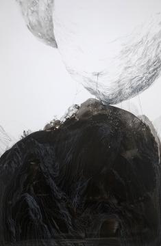 "Yevgeniya Mikhailik, ""Balance"", A Slow Conflict, Grand Central Art Center; Image courtesy of the artist"