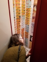 Heather Lowe. ID. In The Closet in Shoebox Projects. Photo credit Kristine Schomaker