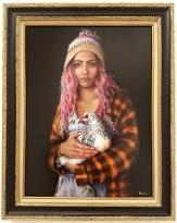 Christina Ramos, Valley Girl Redefined, Brand Library; Photo credit Kristine Schomaker
