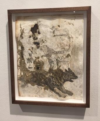 "Candice Lin, ""Fouquieria splendens"", The inscrutable speech of objects, Weingart Gallery; Photo credit: Lorraine Heitzman"
