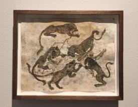 "Candice Lin, ""Papaver somniferum"", The inscrutable speech of objects, Weingart Gallery; Photo credit: Lorraine Heitzman"