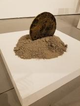 Elisa Harkins, Blinky the Friendly Hen, CSUN Art Gallery; Photo Credit: Kristine Schomaker