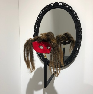 Kimberly Morris, Laisse Les Bon Temps Rouler, Cerritos College Art Gallery; Image courtesy of the gallery