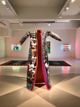 Jaime Scholnick. Protest, Noun; Torrance Art Museum; Photo credit Genie Davis