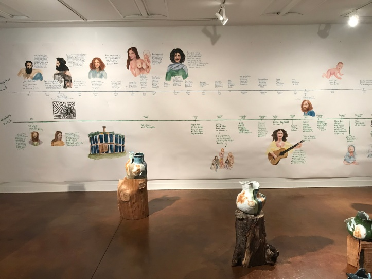 Cathy Akers: A Utopia for Some at Pitzer College Art Galleries