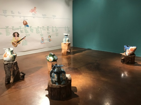 Cathy Akers, A Utopia for Some, Pitzer College Art Galleries; Photo credit: Sydney Walters
