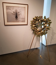 Jane Baumann, Kitsch-In-Sync curated by Bradford J. Salamon, Coastline Community College Art Gallery; Photo credit Kristine Schomaker