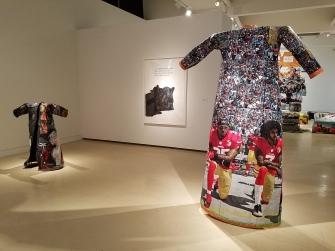 Jaime Scholnick. Protest, Noun; Torrance Art Museum; Photo credit Kristine Schomaker