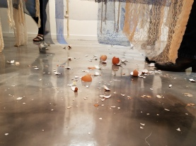 Nurit Avesar & Susan T. Kurland, All the Kings Men, Shoebox Projects; Photo credit Kristine Schomaker