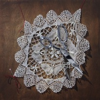 Lindsay Arnold, Strain, Uncommon Thread, BG Gallery; Image courtesy of the gallery