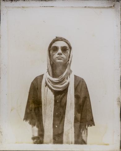 Negar Latifian, Simin, Focus Iran 3, Craft Contemporary; Image courtesy of the artist