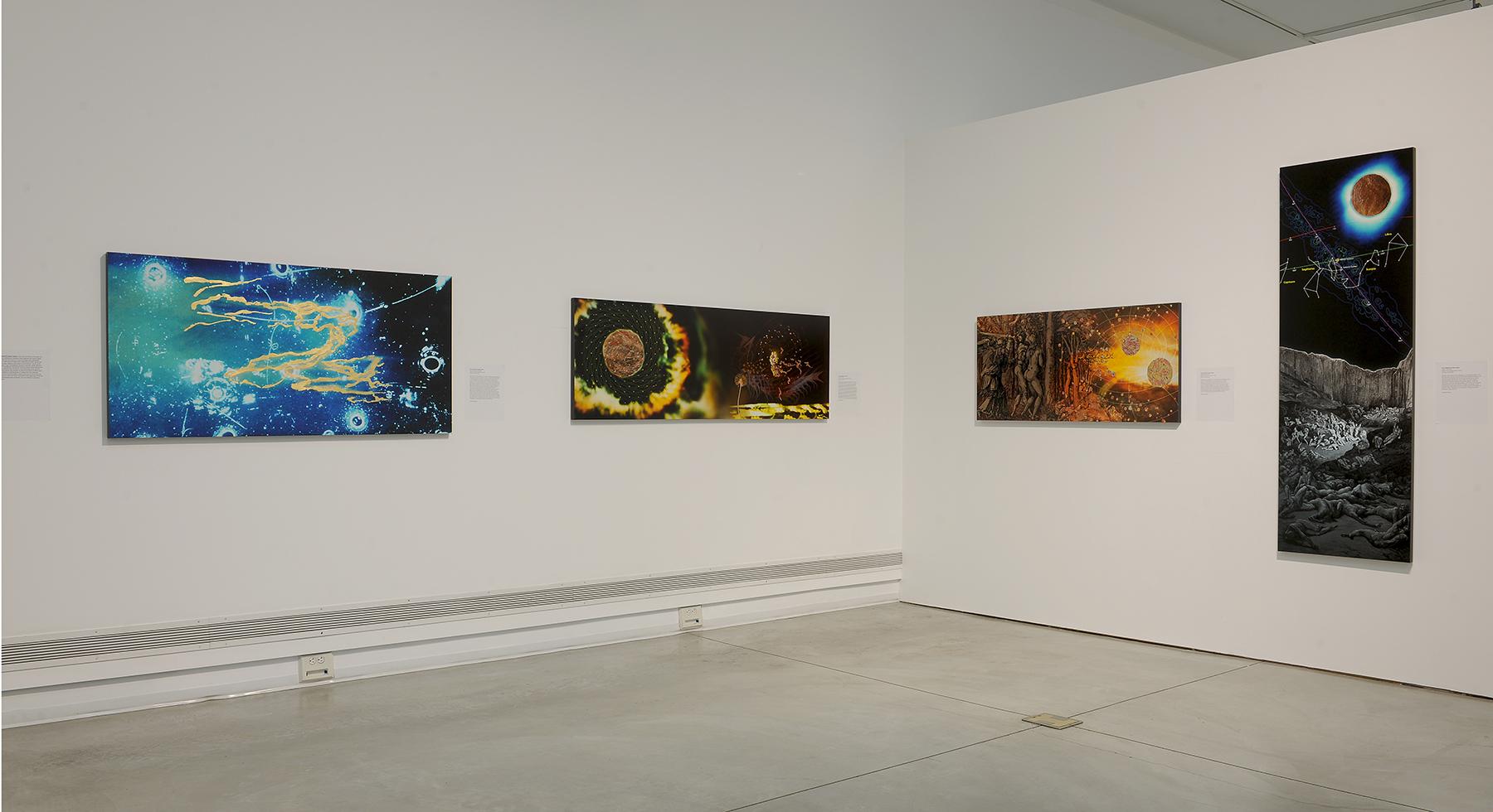 Modern Art Astronomy