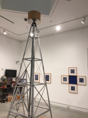 Stargazers: Intersections of Contemporary Art & Astronomy, Orange Coast College, Frank M. Doyle Arts Pavilion; Images courtesy of the gallery