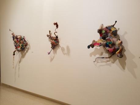Gina Herrera, Sway, Brand Library & Art Center; Photo Credit Kristine Schomaker