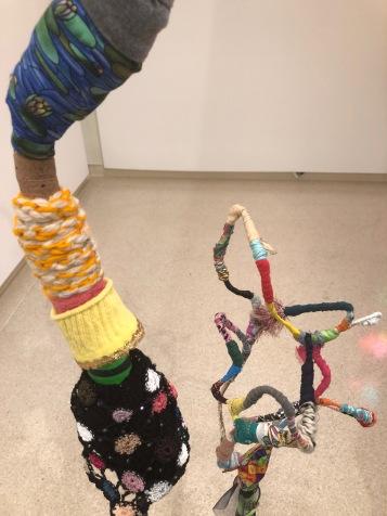 Gina Herrera, Sway, Brand Library & Art Center; Photo Credit Betty Ann Brown