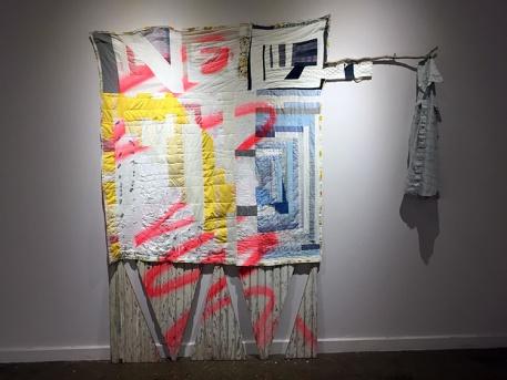 Kyla Hansen, Now Now, Combobulation, V Gallery; Photo credit: Lorraine Heitzman
