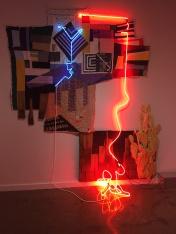 Kyla Hansen, Psychic, Combobulation, V Gallery; Photo credit: Lorraine Heitzman