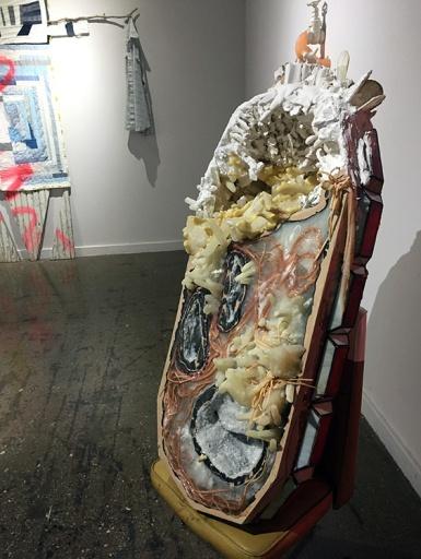 Kyla Hansen, The Valley, Combobulation, V Gallery; Photo credit: Lorraine Heitzman