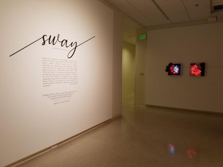 Linda Sue Price, Sway, Brand Library & Art Center; Photo Credit Kristine Schomaker