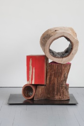 Arlene Shechet, Double Oculus, Sculpture, Susanne Vielmetter Los Angeles Projects; Image courtesy of the gallery