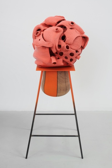 Arlene Shechet, The Air is Full, Sculpture, Susanne Vielmetter Los Angeles Projects; Image courtesy of the gallery