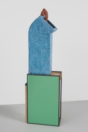 Arlene Shechet, Unpredicted, Sculpture, Susanne Vielmetter Los Angeles Projects; Image courtesy of the gallery