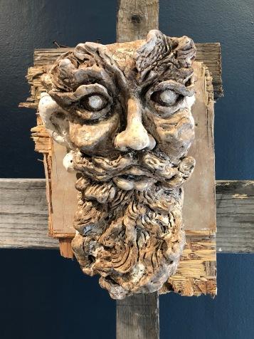 Parris Patton, Sculpture, Good Luck Gallery; Photo credit Betty Ann Brown