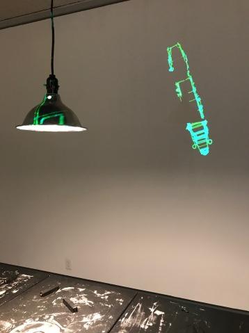 Kio Griffith, Operations Room, Rio Hondo College Gallery; Photo credit Genie Davis
