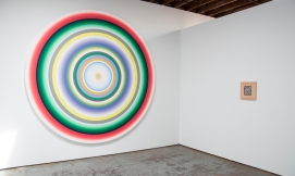 Gary Lang, GLITTERWORKS, Wilding Cran Gallery; Image courtesy of the gallery