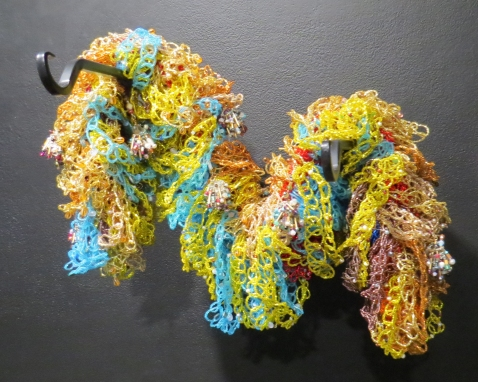 Rhonda Zwillinger, Rainbow, Let Me Come Home, Gochis Galleries; Image courtesy of the gallery